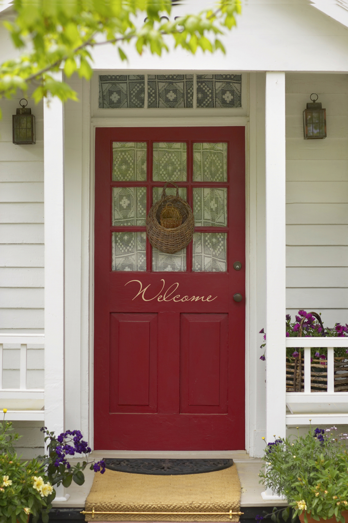 A front door welcome inspiring home styles for Front door styles